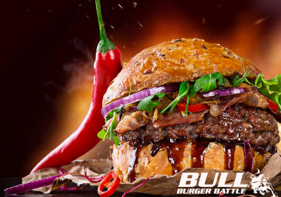 Bull Burger Battle 2016 europe, bbq europe, bull bbq europe