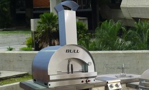 Pizza Ovens europe, barbecue europe, bull bbq europe
