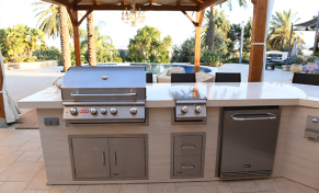 Outdoor Kitchens europe, barbecue europe, bull bbq europe