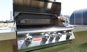 Built- In BBQ's  europe, barbecue europe, bull bbq europe